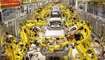 """工业机器人""""低位""""快跑  产业发展须冲刺""""高端"""""""
